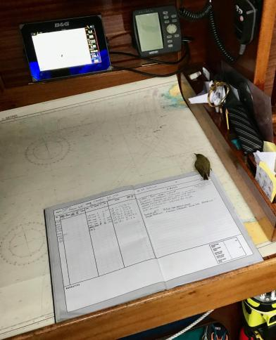 charlie and the chart plotter