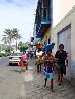 Mindelo High Street