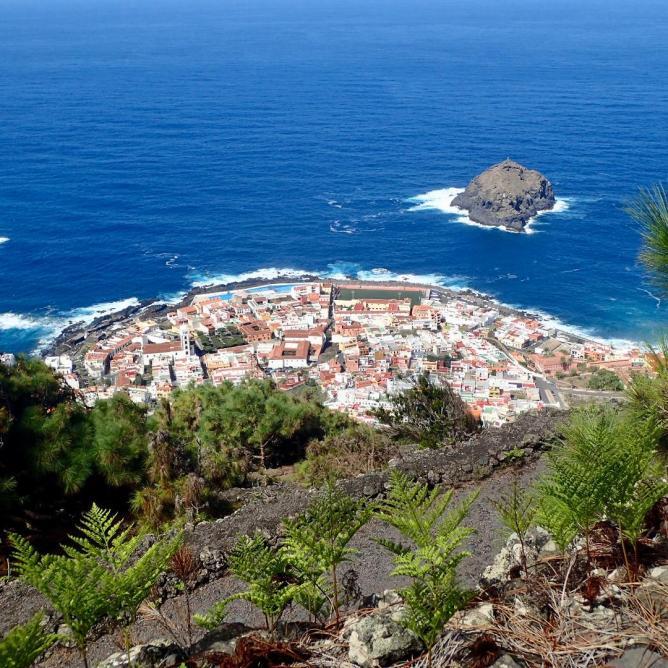 Garachico town, North Tenerife